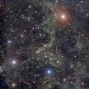 NGC7497 - a Barred Spiral Galaxy in LRGB,                                Richard Bratt