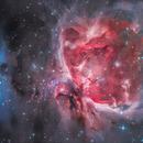 M42 Orion Nebula,                                Alessandro Merga