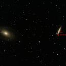 SN2014J in M82,                                Simone Martina