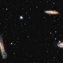 Leo Triplet Galaxies,                                Gerrit Barrere