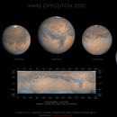 Mars opposition 2020,                                Michael Barbieri