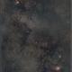Milkyway from M16 to M20, QHY168C, 20200624-25,                                Geert Vandenbulcke