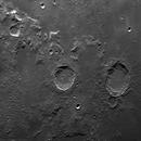 Eudoxus and Aristoteles Crater ,                                Adriano Valvasori