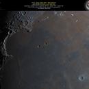 Moon - Sinus Iridum & Mare Imbrium,                                Oleg Zaharciuc