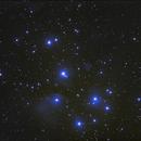 M45 Pleiades,                                turbo_pascale