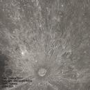 Lua - Cratera Tycho,                                Geovandro Nobre