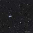 M51 - Wide field,                                Matt