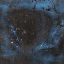 Inside The Rosette Nebula SHO,                                Tom Peter AKA Ast...