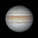 """Jupiter 44"""" arcsec,                                Lucca Schwingel Viola"""