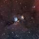 Messier 78 LRGB,                                  Jeff