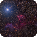 Gamma Cassiopeiae and IC63,                                Peter Shah