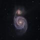 M 51 - Whirlpool Galaxy,                                ruccdu