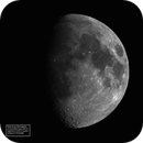 2 m focal length Moon photo,                                Andy Devey