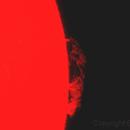 Solar eruption 2012-06-16,                                bzizou