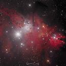 The Cone Nebula,                                Graham Conaty