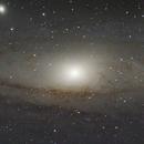 Andromeda Galaxy (M31),                                Wenhan Guo (Danny)