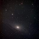 Andromeda Galaxy M31,                                Nico Neumüller