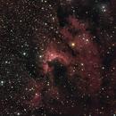 Cave Nebula,                                Drew Lanphere