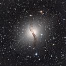 Centaurus A - NGC5128,                                Anne-Maree McComb