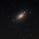 M 63  sunflower galaxy,                                Martin Armbrecht