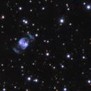 NGC 2371/72 Bipolarer Planetarischer Nebel,                                  Riedl Rudolf