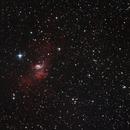 Bubble Nebula,                                allanv28