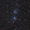 Double Cluster in Perseus,                                Steve Milne