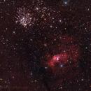 Bubble Nebula,                                Mark Holbrook