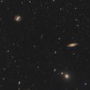 NGC 4274 Galaxy Group,                                Bart Delsaert