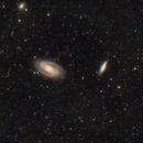 M81/M82 Widefield,                                Jim Lafferty