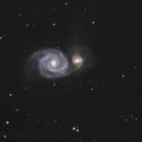 M51 Final LRGB,                                Marek Smiatacz