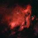 IC 5070 Pelican Nebula,                                r.smith65585