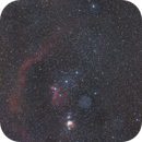 Orion at 50mm,                                Josh Woodward