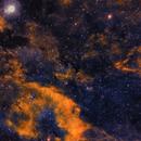 Barnard 344 - Cygnus [sho],                                Rich Sky