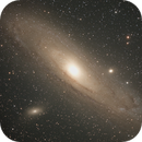 Andromeda Galaxy,                                ken_and_sara