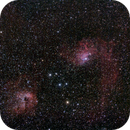 IC405 + IC410,                                Astro-Wene