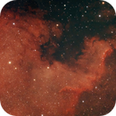 North America Nebula,                                Dvader72