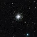 M15 Globular Cluster,                                Andrew Burwell