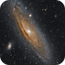 Andromeda Galaxy M31,                                Nathan Morgan (Th...