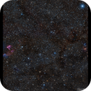 From IC63 to Sh2-187 in Cassiopeia,                                Göran Nilsson