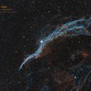 NGC 6960 HOO,                                kaeouach aziz