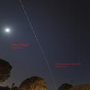 Crew Dragon et l'ISS,                                Nicolas JAUME