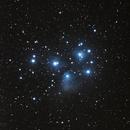M45 Pleiades,                                ljkenny