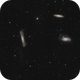 The Leo Triplet  M65, M66, and NGC 3628,                                Dave Boddington
