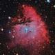 Pacman Nebula,                                Morris Yoder