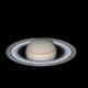 Saturn,                                bubblewed