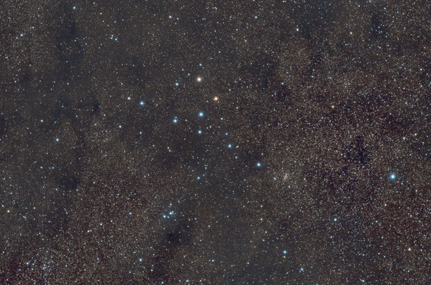 Cr 399 Coathanger/Brocchi's Cluster,                                Gary Crawford