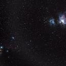 Orion nebula - m42,                                Villeneuve80