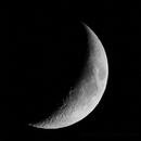 Cresent Moon,                                thakursam