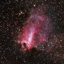 Messier 17,                                Mark Sansom